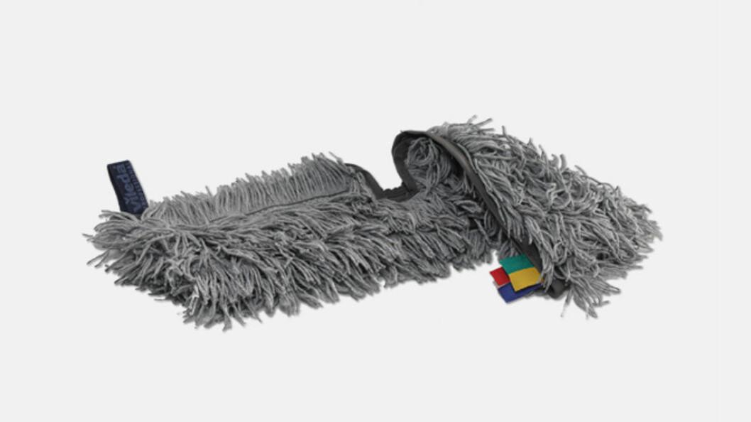 Moppen Swep Duo MicroFinn. (Foto: Vileda)
