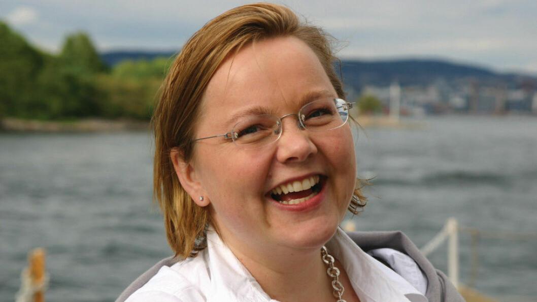 Kronikken er skrevet av Ellen Nygard, universitetslektor på Handelshøyskolen ved OsloMet - Storbyuniversitetet. (Foto: Privat)