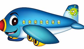 Færre bakterier under flyreiser