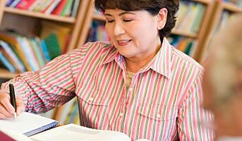 Åtte tips for voksne som vil ta fagprøve