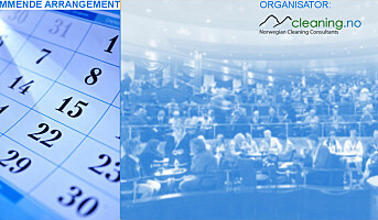 Renholdskonferansen forskyves til mars 2022