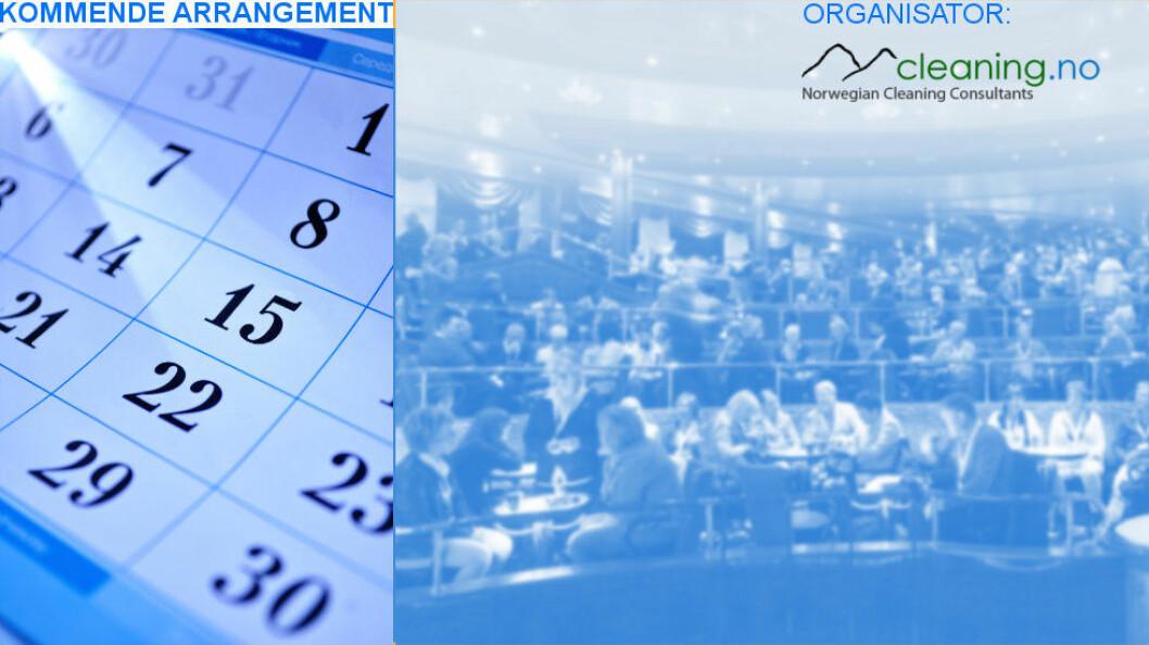 Tema for årets konferanse er renholdsbransjens digitale verden, gjeldende både for produkter, organisasjoner og medarbeidere.