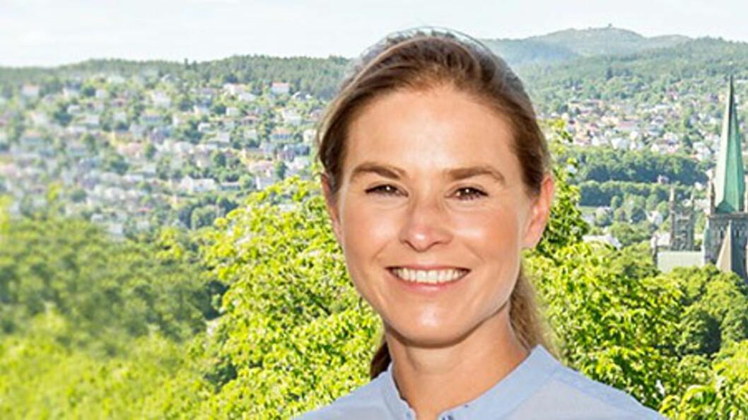 Lucie Katrine Sunde-Eidem. (Foto: Miljømerking Norge)
