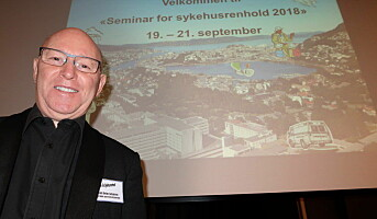 Sykehusseminar åpnet i Bergen