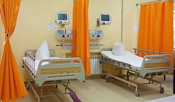Sykehus-forheng kan være smittet med MRSA