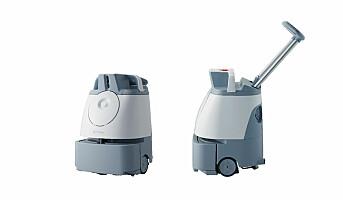 Ny robot i emning