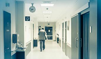8,9 millioner smittes i europeiske helseinstitusjoner