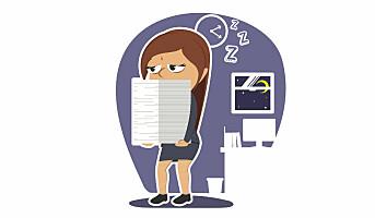 Hvordan finne FDV-dokumentasjon som ikke finnes?