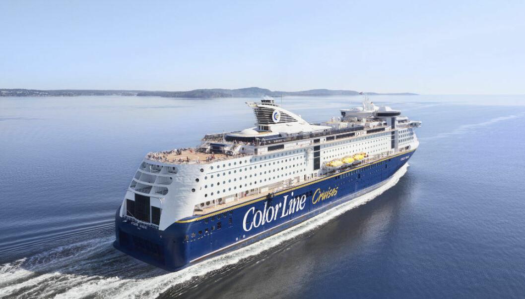 Bygg Ren Verdi 2021 avholdes om bord på Color Lines ferje Oslo-Kiel i november.