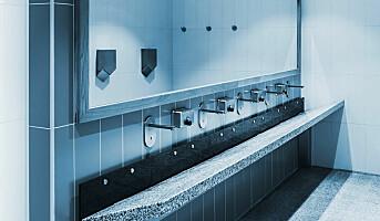 Såpedispensere kan huse farlige bakterier