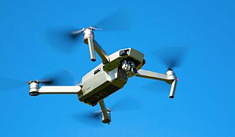 EU skjerper reglene for bruk av droner