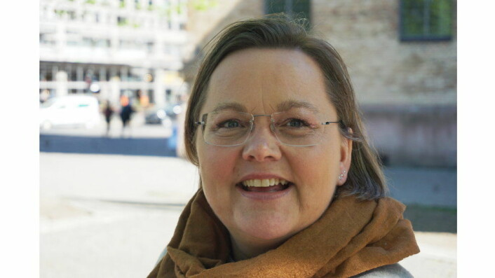 Ellen Nygard, universitetslektor ved OsloMet, er emneansvarlig for de to nyopprettede FM-emnene. (Foto: Finn Folke Thorp)