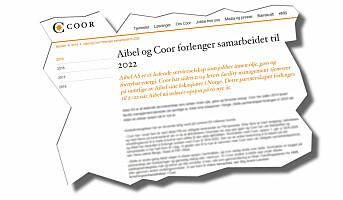 Aibel fornyer kontrakt med Coor