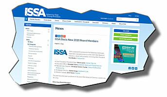 ISSA velger nytt styre