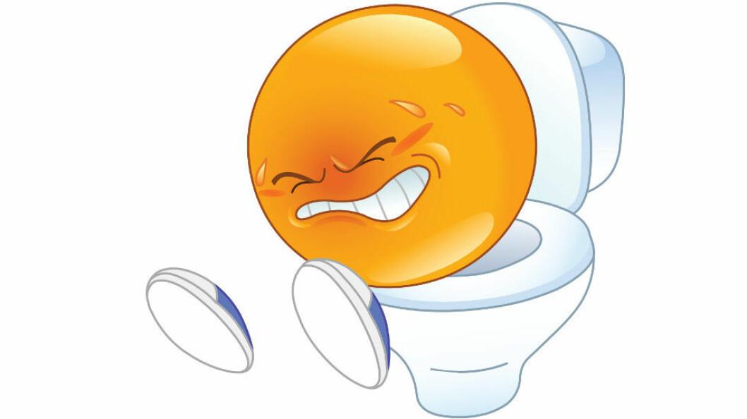 C.diff er en vanlig årsak til diaré. (Ill.: Colourbox)