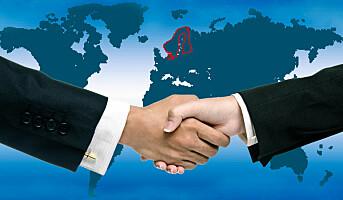 ISS: Første Vested-avtale i Norden