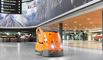 Taski annonserer ny robot