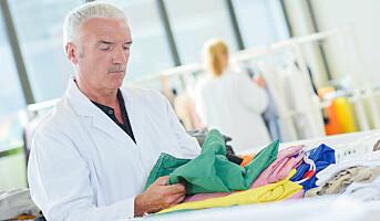 Tilbyr bistand til tekstilsjekk