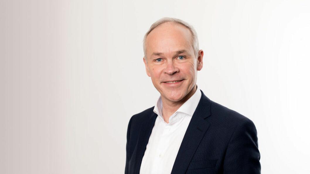 – I 2030 kan vi mangle 100 000 fagarbeidere. Med fagbrev står du tryggere i jobben, sier kunnskaps- og integreringsminister Jan Tore Sanner (H). (Foto Marte Garmann).