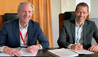 Coor og Aker Solutions signerer forlengelse