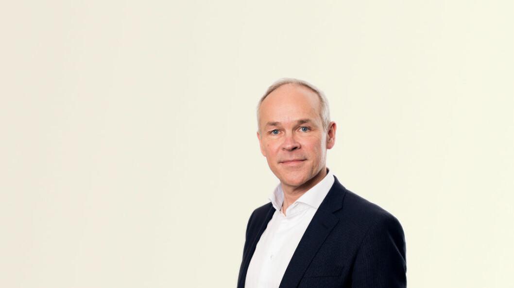 Stadig flere har tilknytning til mer enn ett land, sier kunnskaps- og integreringsminister Jan Tore Sanner. (Foto Marte Garmann).