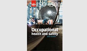 ISO-sertifisert på arbeidsmiljø