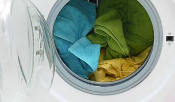 Resistente bakterier overlevde maskinvask