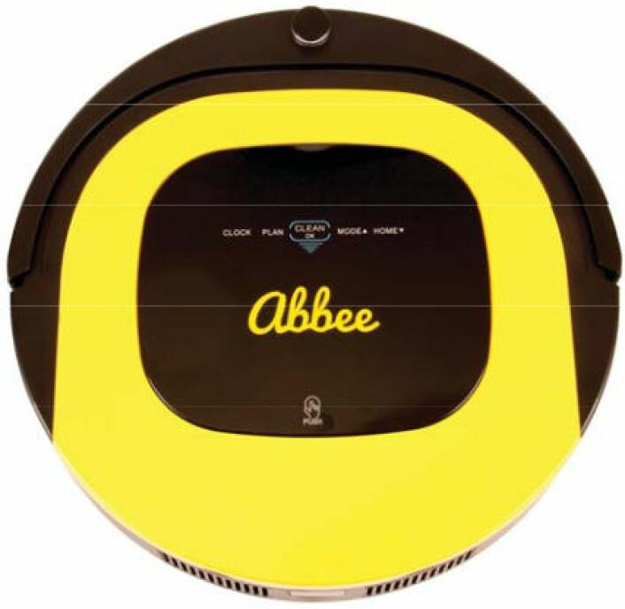 Robotstøvsugeren Abbee. (Foto: TPLC)
