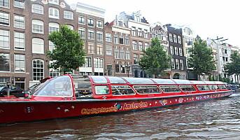 Stive priser i Amsterdam