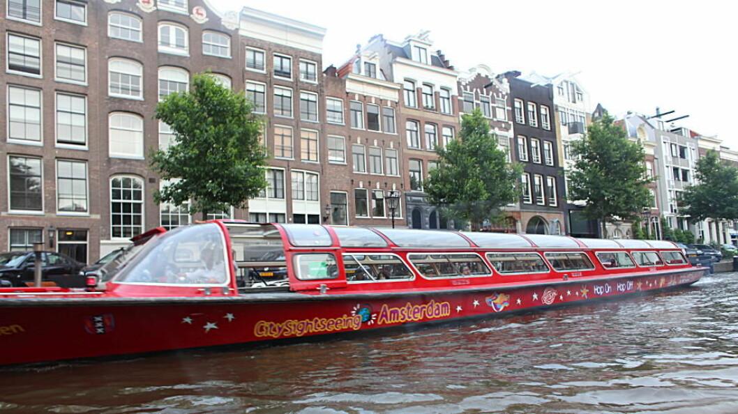 Skal du til Amsterdam i mai 2020, blir du ikke alene. Allerede nå begynner hotellene å bli booket vekk. (Ill.foto fra kanalcruise: teh)