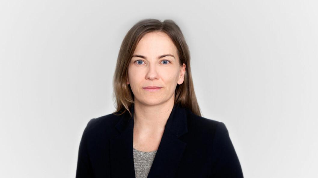 Tonje Wikstrøm Frislid er ansatt som ny leder for Coors forretningsenhet for enkeltstående tjenester innenfor renhold, kantine og eiendomsdrift. (Foto: Coor)