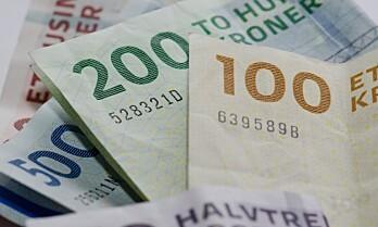 Regjeringen vil øke straffen for lønnstyveri
