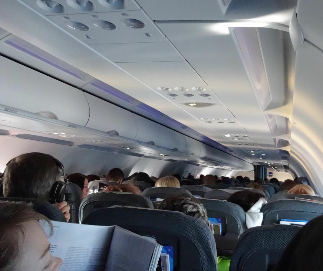 Fremtidens fly vil kanskje bli utformet annerledes for å redusere smitterisiko.