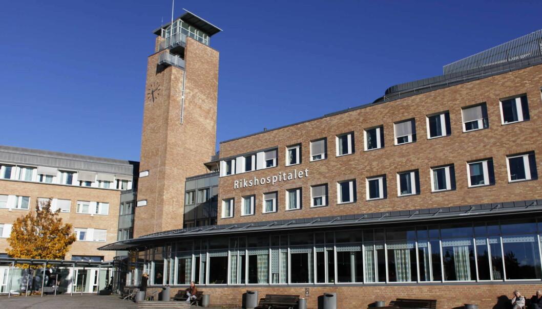 For Oslo Universitetssykehus har koronautbruddet i liten grad endret på renholdsrutinene, siden disse har vært på plass lenge. Men det er, blant annet, innført hyppigere renhold.