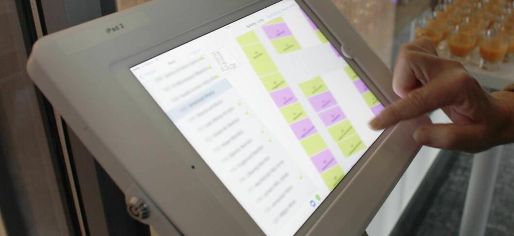 Apple har nå sluppet retningslinjer for å rense iPad-en.