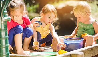Renholdere kan få barnepass