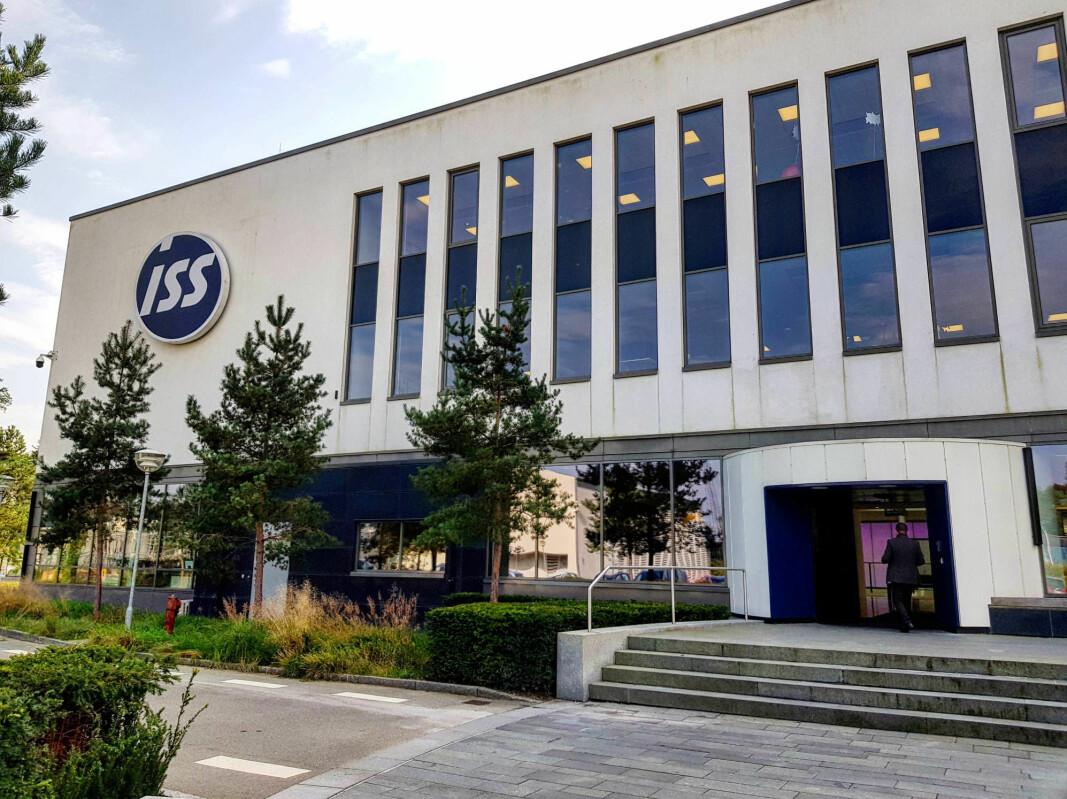 Det danske hovedkontoret til ISS.