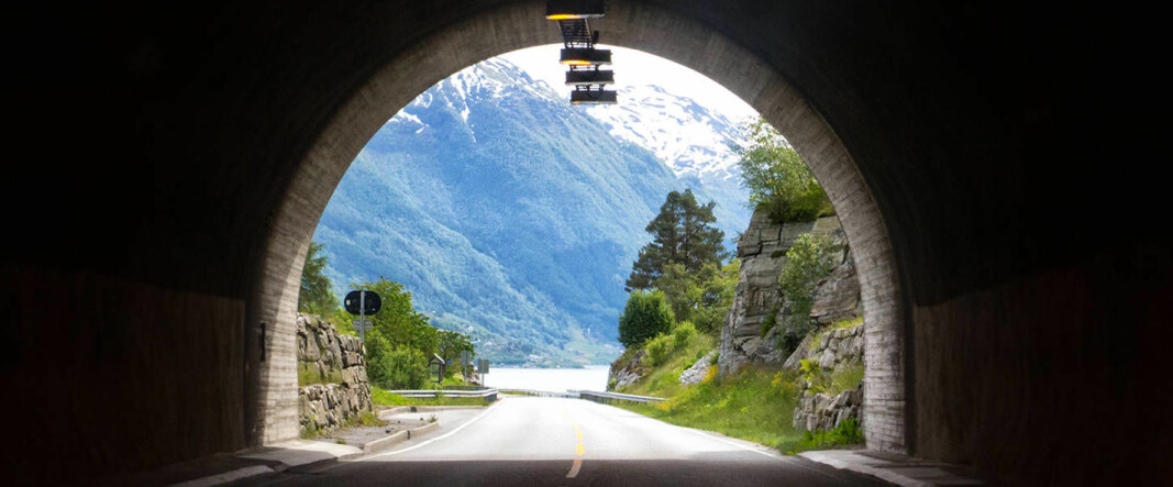 52 tunneler skal rengjøres i fem år framover.