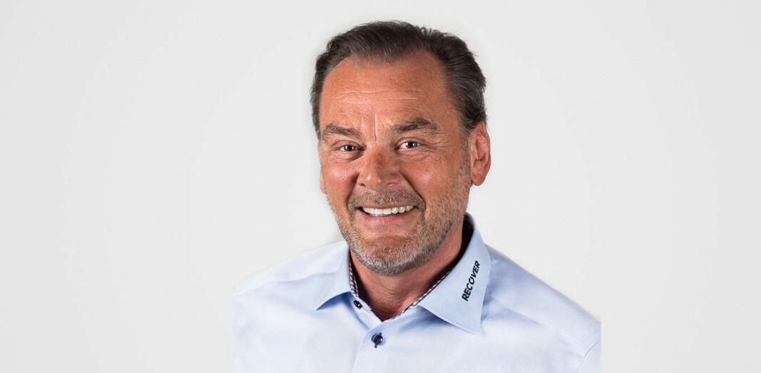 Bjørn Herlofsen har vært med på å bygge opp skadesaneringsselskapet Recover Nordic med over 2100 ansatte