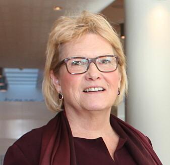 Anne Jensen i NHO Service og Handel er svært bekymret over hvordan bedrifter rammes av koronatiltakene.