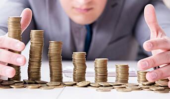 80 prosent har fått redusert sine inntekter