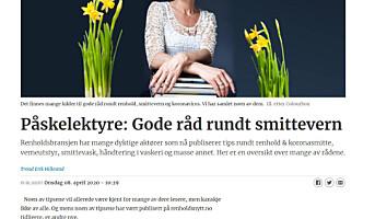 Nesten firedoblede lesertall for Renholdsnytt.no