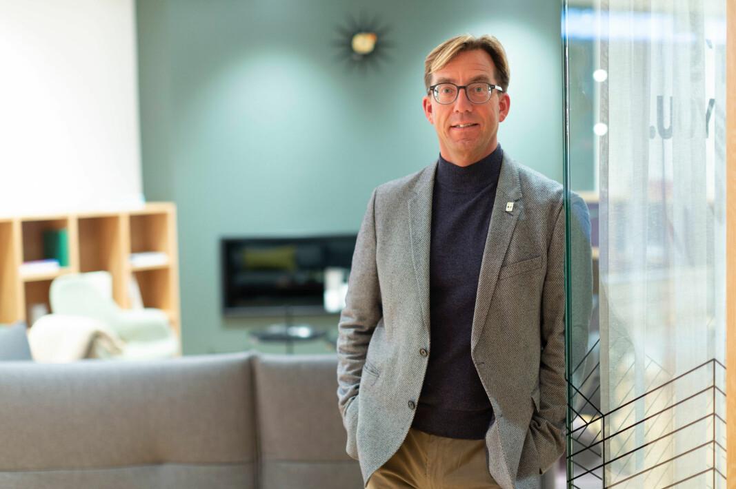 Rune Aale-Hansen, adm.dir. Norsk Kommunalteknisk Forening (NKF), gir mange gode grunner til at renholdsledere bør inn i kommunenes toppledelse.