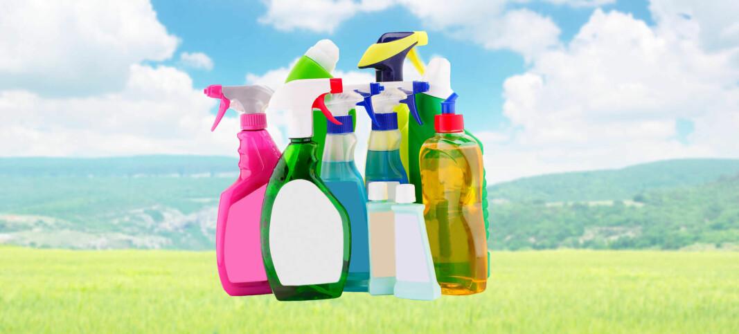 Dagens lisensinnehavere av rengjøringsmidler har frist til 31. mai 2020 med å tilfredsstille de nye kravene i Svanemerket.