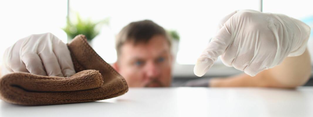 Viruset som gir Covid-19, er ekstremt følsomt for nesten alle produkter vi bruker i renholdsbransjen til daglig, mener smittevernekspert.