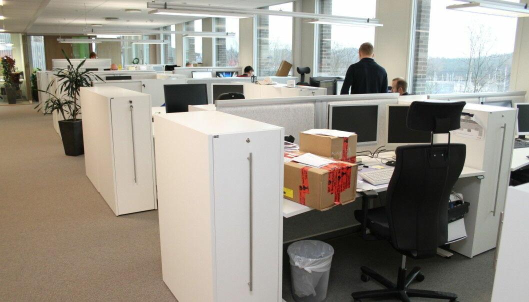 Det er sannsynlig at ventilasjonsanlegg i mange kontorbygg har vært slått av eller hatt svært redusert kapasitet mens arbeidstakere har vært på hjemmekontor.