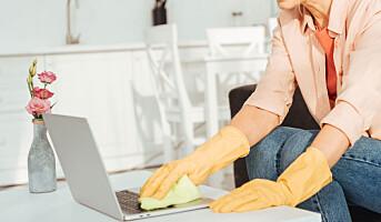Hvor mye renhold er godt nok?