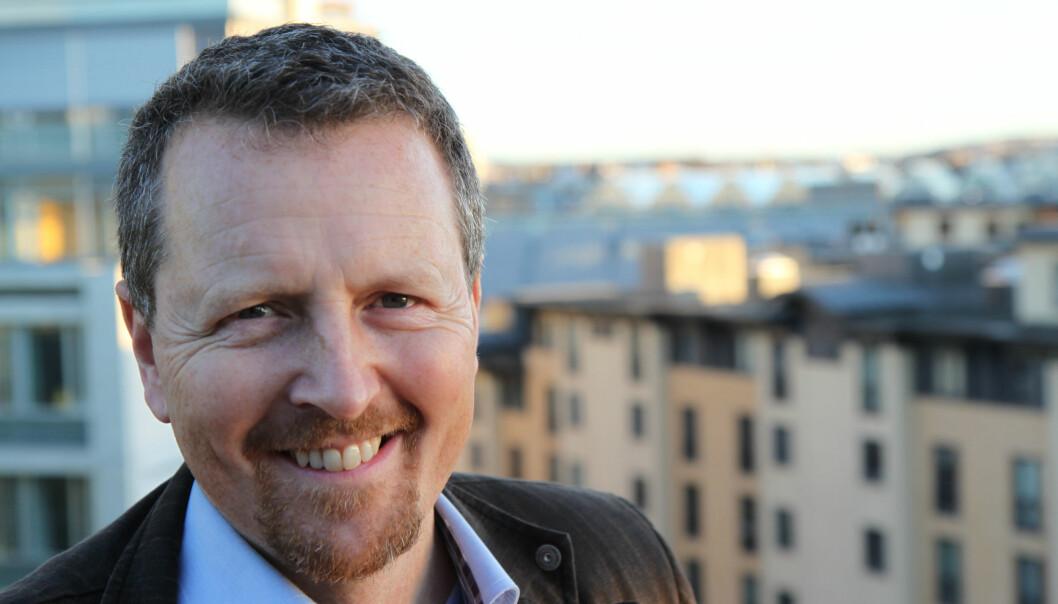 NHO Service og Handel har nå lagt fram sin rapport Tall og Trender 2020. Her representert ved Jorulf Brøvig Silde, bransjedirektør for Drift og Service.