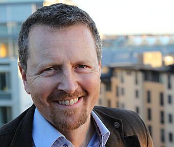 Jorulf Brøvig Silde, Bransjedirektør for Drift og Service i NHO Handel og Service.