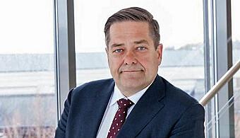 Heine Wang var med på å grunnlegge Nokas i Tønsberg i 1987. Han ser mange likhetstrekk med det unge rengjøringsfirmaet han nå er blitt styreleder i.